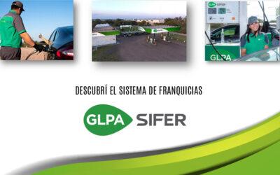Lanzamiento del sistema de franquicias para comercialización y expendio del GLPA